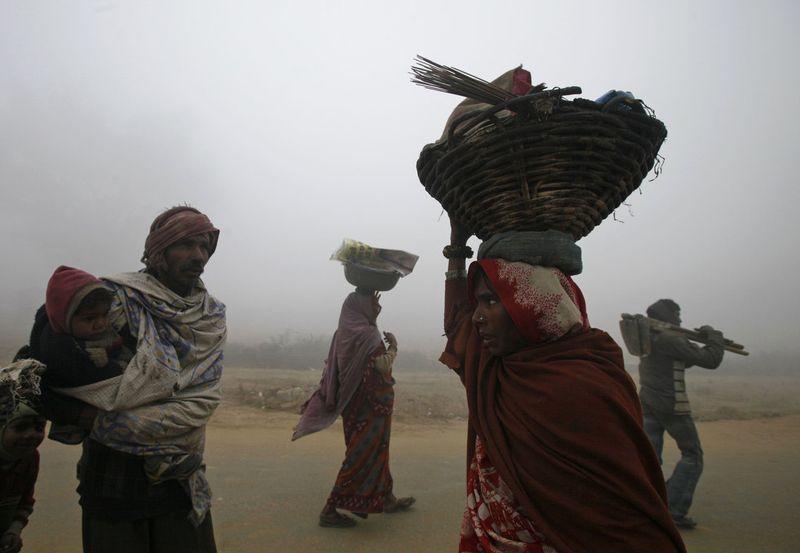 india cold weather 23 Индия замерзает