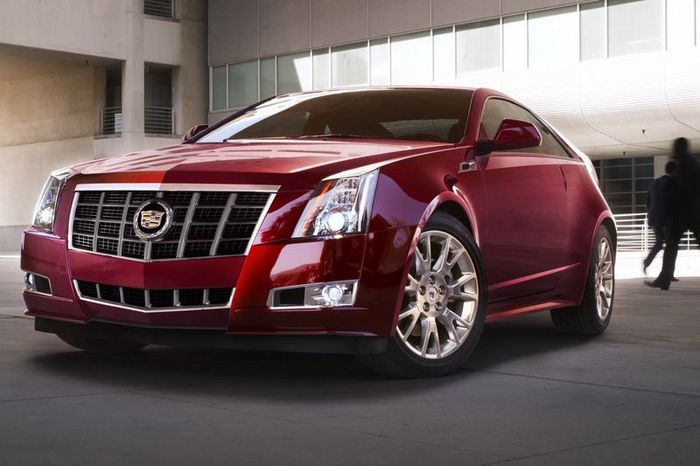 Cadillac CTS приобрел пакет Touring Package (11 фото)