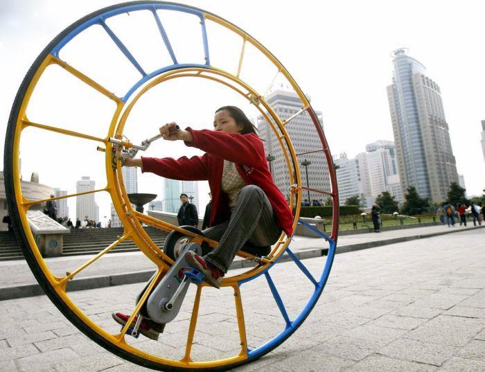 Изобретения китайских умельцев (17 фото)
