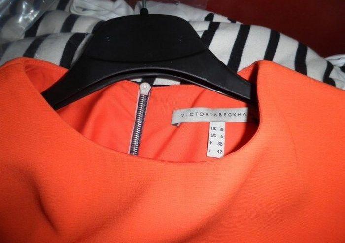Производство одежды от Виктории Бэкхэм (3 фото)