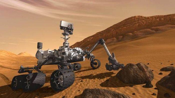 Тайна Марса (4 фото)