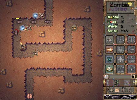 Zombie TD: Uprise