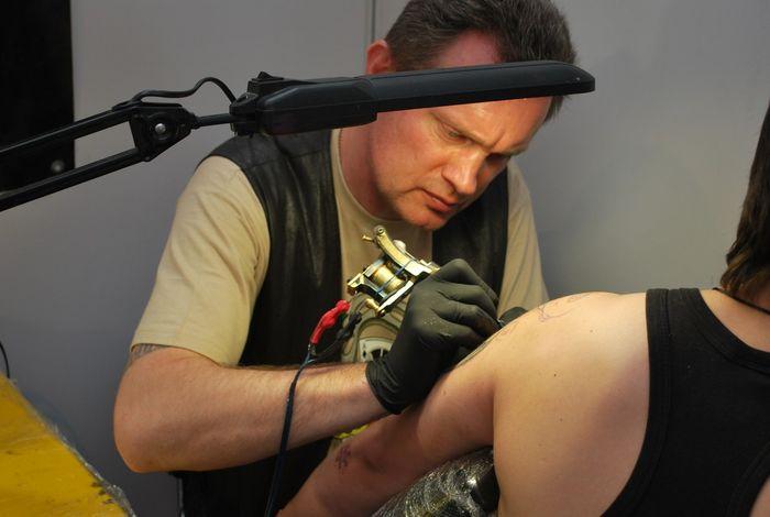 татуировка, память, в честь любимой