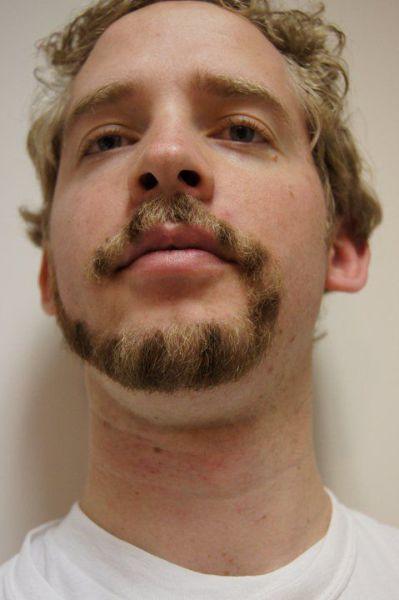 Фотография борода, выбрил, лицо