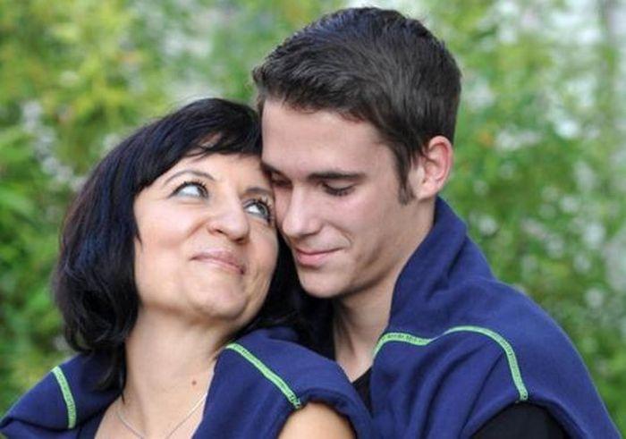 любовь, отношения, семейная пара, разница в возрасте