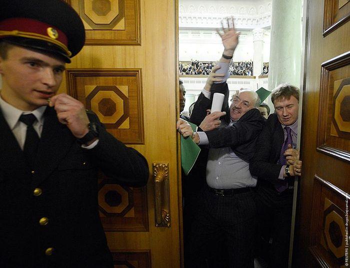 парламент, депутаты, драка, украина, рада