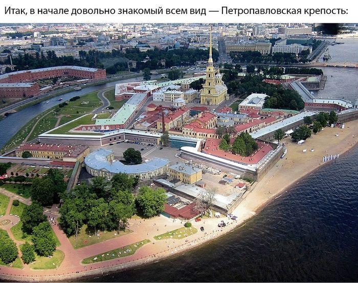 питер, санкт-петербург, с высоты, красивый город