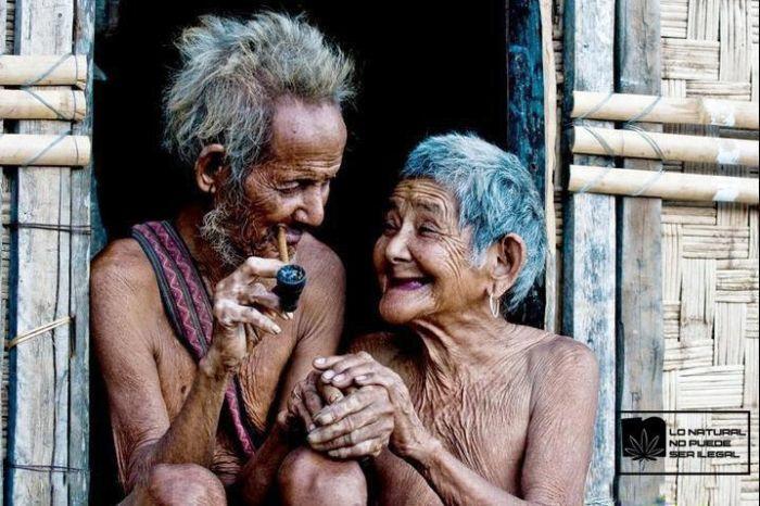 Молодости стариков фото в