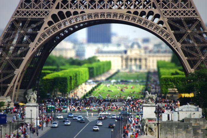 Фотография крутая фотка, париж, прикольная фотографи, эйфелева башня