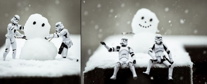 Фото прикол картинки, прикол, снеговик, штурмовики