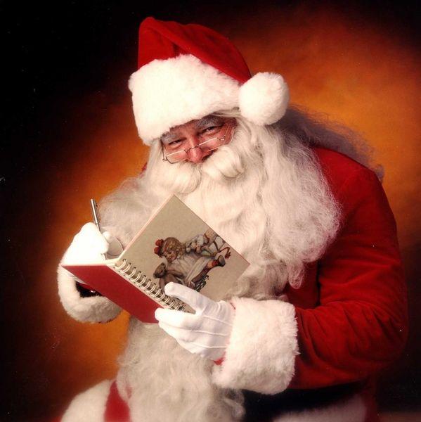 санта-клаус, новый год, рождество