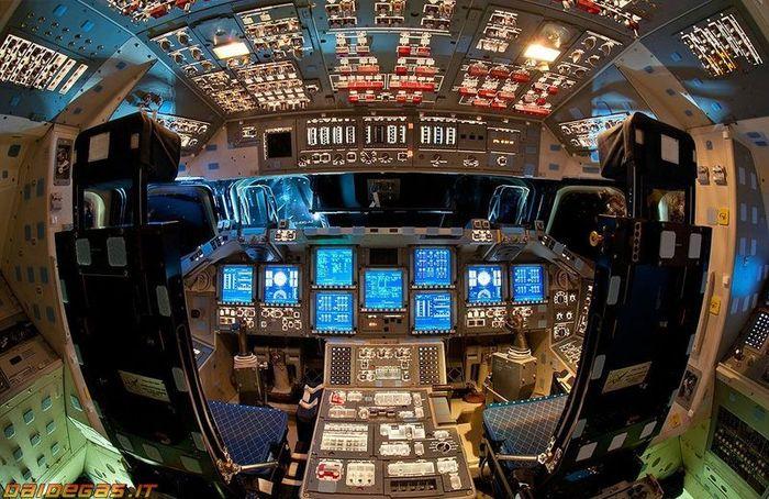 космический корабль, шаттл, индевор