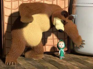 Маша и Медведь : Большая стирка