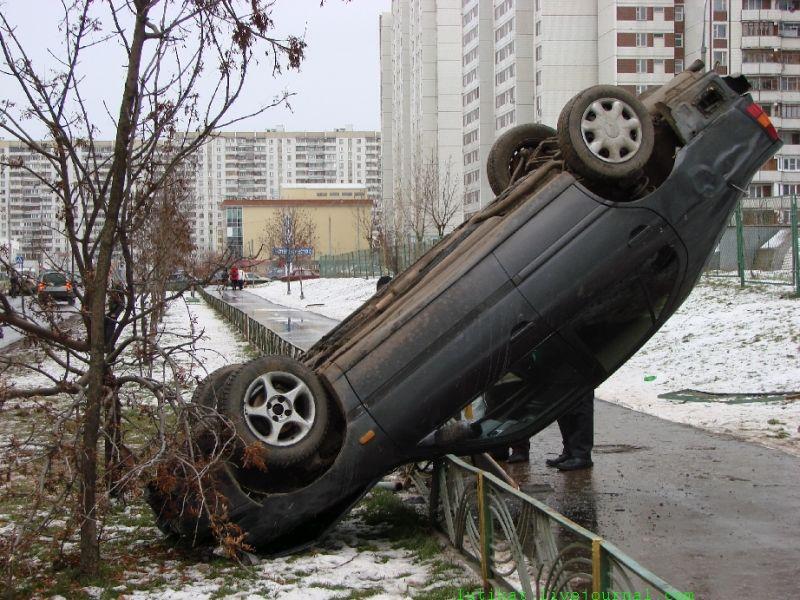 Nissan crash image