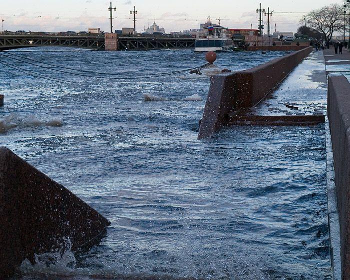Наводнение в петербурге картинки